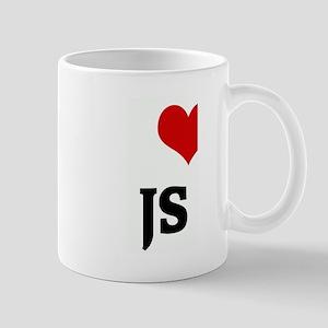 I Love JS Mug