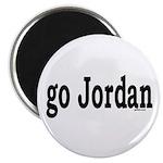 """go Jordan 2.25"""" Magnet (100 pack)"""