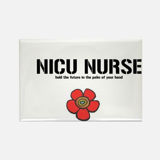 Cute Neonatal nurse Rectangle Magnet