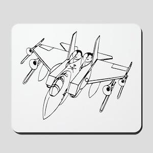 Trombone Jet Light Mousepad