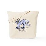 SkipaRoo Tote Bag