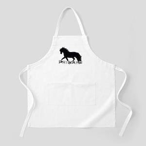 Friesian Horse BBQ Apron