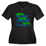 WazgearLayer Plus Size T-Shirt