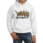 Brooklyn Graffiti Hooded Sweatshirt
