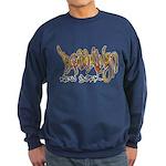 Brooklyn Graffiti Sweatshirt (dark)