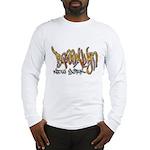 Brooklyn Graffiti Long Sleeve T-Shirt