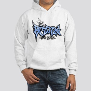 Bronx Graffiti Hooded Sweatshirt