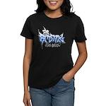 Bronx Graffiti Women's Dark T-Shirt