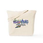 Williamsburg Graffiti Tote Bag