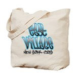 East Village Graffiti Tote Bag