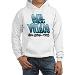 East Village Graffiti Hooded Sweatshirt