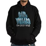 East Village Graffiti Hoodie (dark)