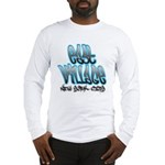East Village Graffiti Long Sleeve T-Shirt