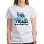 East Village Graffiti Women's T-Shirt