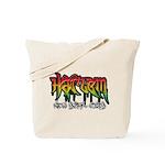 Harlem Graffiti Tote Bag