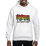Harlem Graffiti Hooded Sweatshirt