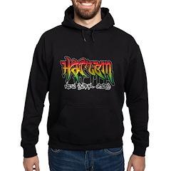 Harlem Graffiti Hoodie (dark)