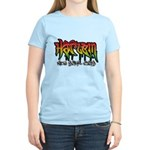 Harlem Graffiti Women's Light T-Shirt