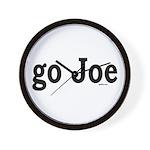 go Joe Wall Clock