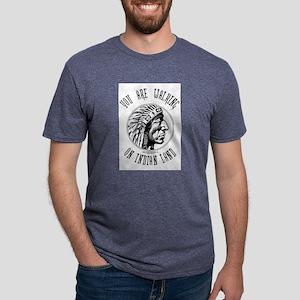 Walking on Indian Land Logo T-Shirt