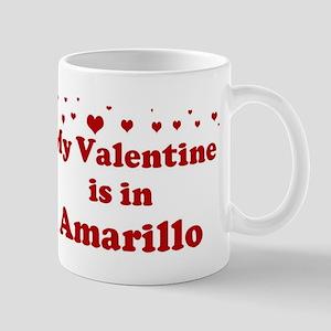 Valentine in Amarillo Mug