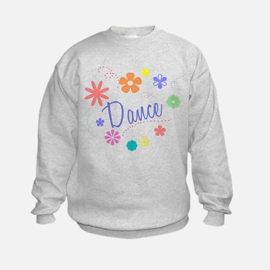 Dance Flowers Sweatshirt