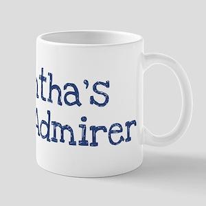 Samanthas secret admirer Mug