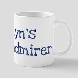 Roselyns secret admirer Mug