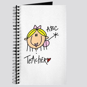 Female Teacher Journal