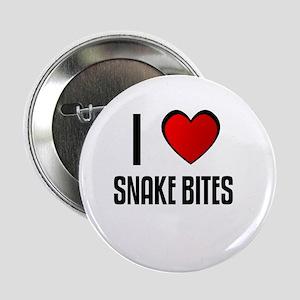 I LOVE SNAKE BITES Button