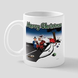 Drunken Santa Mug