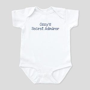 Ozzys secret admirer Infant Bodysuit