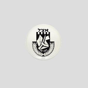 Irgun logo Mini Button
