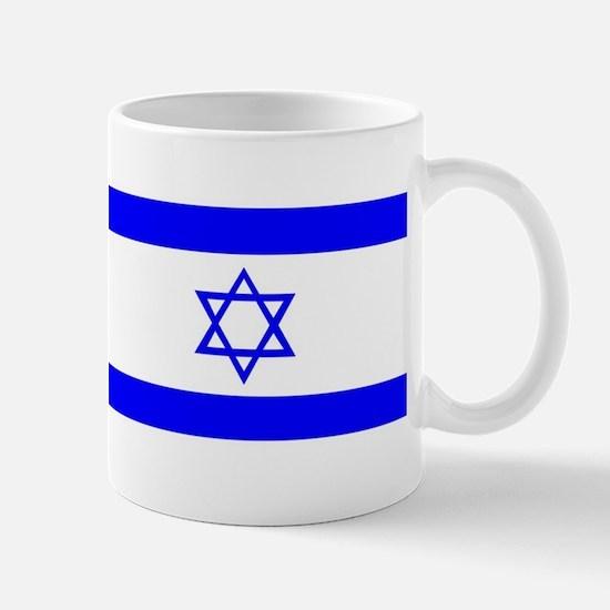 National Flag of Israel Mug