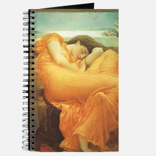 Flaming June by Leighton Journal