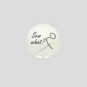 Sew what? Mini Button