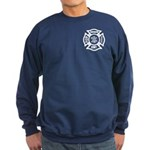 Firefighter EMT Sweatshirt (dark)