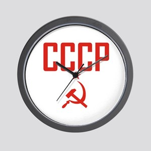 CCCP Wall Clock