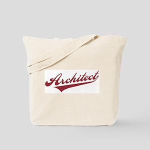Retro Architect Tote Bag