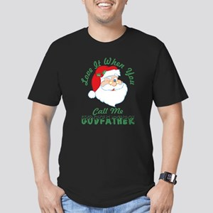 Love It When You Call Me Godfather Santa C T-Shirt