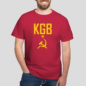 KGB Yellow T-Shirt