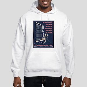 Peeping Sam Hooded Sweatshirt