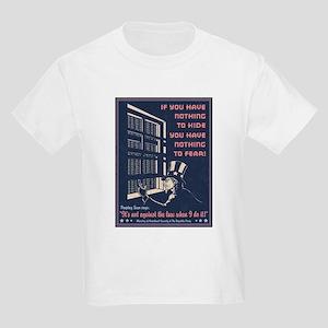 Peeping Sam Kids Light T-Shirt