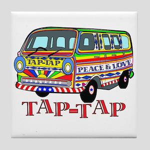 Tap Tap Tile Coaster