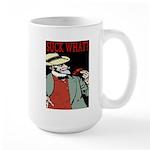 Suck What? Crawfish Large Mug