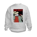 Suck What? Crawfish Kids Sweatshirt