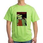 Suck What? Crawfish Green T-Shirt