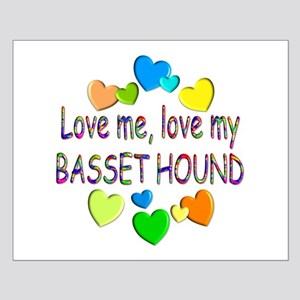 Basset Small Poster