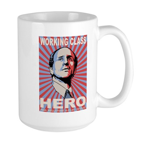 Paul Wellstone 15 oz Ceramic Large Mug