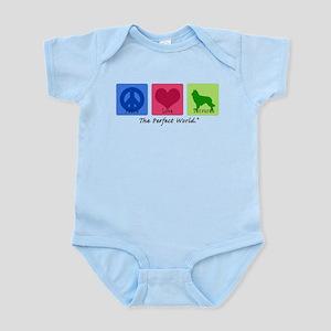 Peace Love Tervuren Infant Bodysuit